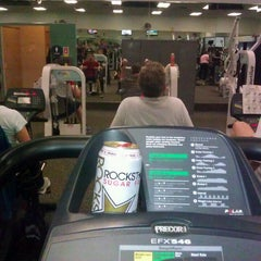 Photo taken at 24 Hour Fitness by On Your N. on 3/18/2013