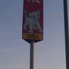 Photo taken at Simba Parking Lot by On Your N. on 4/3/2013