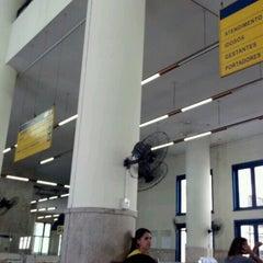 Photo taken at Correios by Pilatos Santos P. on 10/3/2012