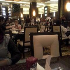 Photo taken at Choices Buffet at Pala Casino Spa & Resort by Imani Y. on 2/19/2013