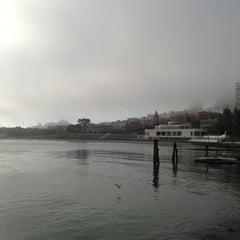 Photo taken at Municipal Pier by Erin G. on 6/8/2013