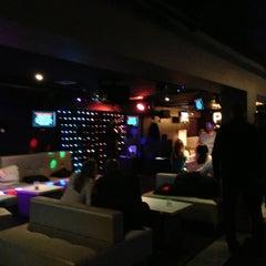 Photo taken at Pandora Karaoke & Bar by Erin G. on 3/1/2013