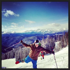Photo taken at Keystone Resort by James M. on 1/13/2013