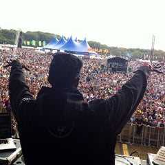 Photo taken at Isle of Wight Festival by DjLORD on 5/15/2014