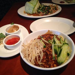 Photo taken at Pei Wei by Carri on 8/26/2014