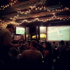 Photo taken at Saint Dane's Bar & Grille by Kaleb F. on 9/21/2012