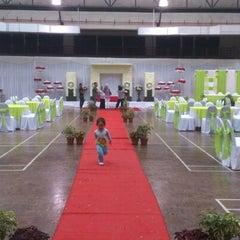 Photo taken at Dewan Gemilang UKM by Azfar Helmi R. on 10/13/2012