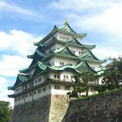 Photo taken at 名古屋城 (Nagoya Castle) by Yuki on 9/25/2012