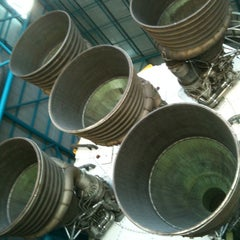 Photo taken at Apollo/Saturn V Center by Paul W. on 10/20/2012