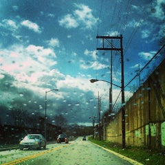Photo taken at East Carson Street by Caitlin S. on 4/12/2013