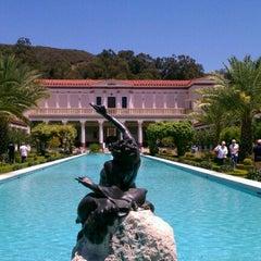 Photo taken at J. Paul Getty Villa by Mallory on 7/16/2012