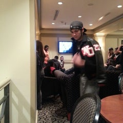 Photo taken at Holiday Inn Houston S - Nrg Area - Med Ctr by Tara on 1/21/2013