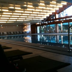 Photo taken at Clubul Floreasca by claudia g. on 9/24/2012