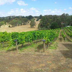 Photo taken at Hahndorf Hill Winery by AMBLER on 1/5/2014