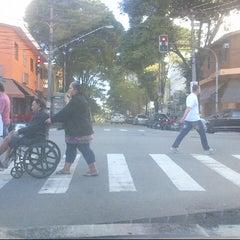 Photo taken at Rua Borges Lagoa by Fernando X. on 8/2/2013