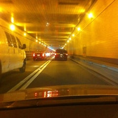 Photo taken at Lincoln Tunnel by Zorica V. on 11/26/2012
