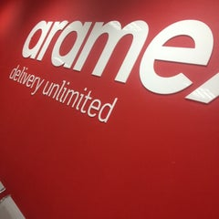 Photo taken at Aramex | ارامكس by Rommil N. on 12/15/2013