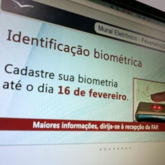 Photo taken at Faculdade Paraíso do Ceará - FAP by Josmadelmo D. on 2/15/2013