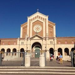 Photo taken at Piazzale San Rocco by Gabriele B. on 6/15/2013