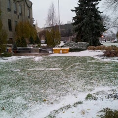Photo taken at St. Catharines City Hall by HopeMa on 11/30/2012