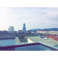 Photo taken at Hallo Patong Hotel & Restaurant by Ksu K. on 2/5/2016