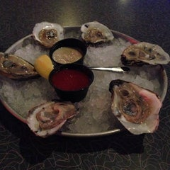 Photo taken at 316 Oyster Bar & Grill by Kim G. on 3/5/2014