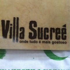 Photo taken at Villa Sucreé Pães e Doces by Ademir L. on 1/11/2013