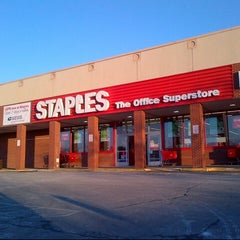 Photo taken at Staples by B n H on 1/10/2015