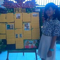 Photo taken at Rumah Pintar Pemkot Denpasar by Rani A. on 5/3/2013