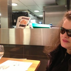Photo taken at Wagamama by Robert J. on 11/1/2013