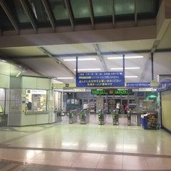 Photo taken at 豊川駅 (Toyokawa Sta.) by Jagar M. on 1/8/2015