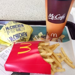 Photo taken at McDonald's by Anastasia K. on 11/2/2013