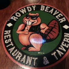 Photo taken at Rowdy Beaver by Lynn B. on 10/31/2013
