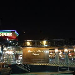 Photo taken at Carle Place Diner by Spicytee on 3/25/2014