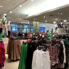 Photo taken at H&M by jina H. on 1/18/2013