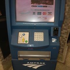 Photo taken at Amtrak Station by Yomar L. on 9/9/2014