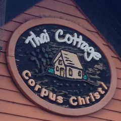 Photo taken at Thai Cottage by Gina on 9/23/2012