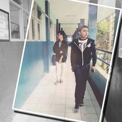 Photo taken at SMA Angkasa Bandung by Rizky E. on 9/28/2015
