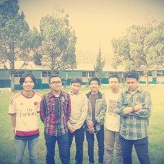 Photo taken at SMA Angkasa Bandung by Rizky E. on 8/2/2015