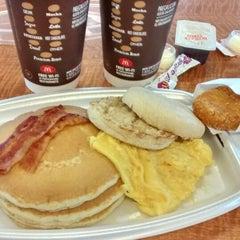 Photo taken at McDonald's by Sandra T. on 1/25/2015