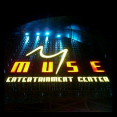 Photo taken at Muse Entertainment Center by duwi on 2/14/2013