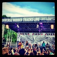 Photo taken at Northside Festival by Chelsea Mae H. on 6/16/2013