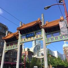 Photo taken at Chinatown by Akitaro S. on 6/20/2015