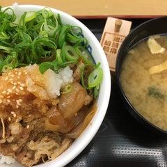 Photo taken at 松屋 高田馬場店 by Akitaro S. on 4/27/2016