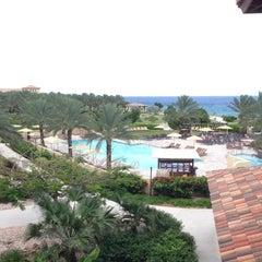 Photo taken at Santa Barbara Beach & Golf Resort Curaçao by Francisco H. on 5/23/2013