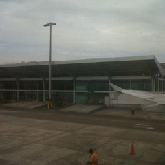 Photo taken at Aeropuerto Comandante FAP Guillermo del Castillo Paredes (TPP) by Ronald N. on 2/5/2013