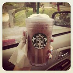 Photo taken at Starbucks (สตาร์บัคส์) by Mod J. on 3/18/2013