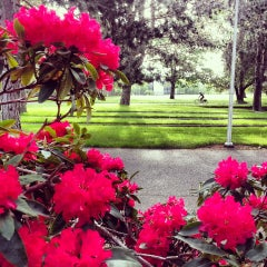 Photo taken at University of Victoria by Robin S. on 5/15/2013