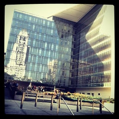 Photo taken at LAPD Headquarters by Karlyn F. on 12/7/2012