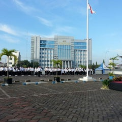 Photo taken at FAJAR Graha Pena by Idris H. on 8/16/2014
